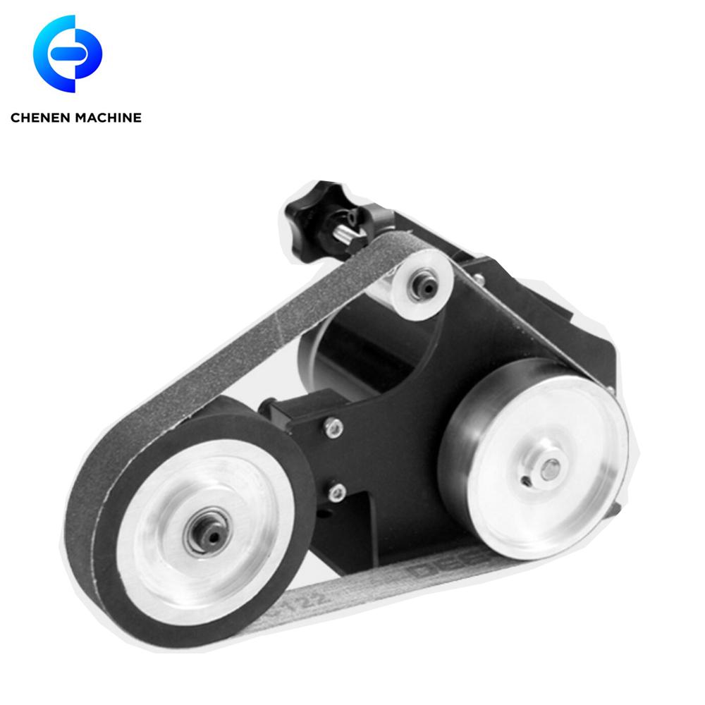 DIY multifunction belt grinder