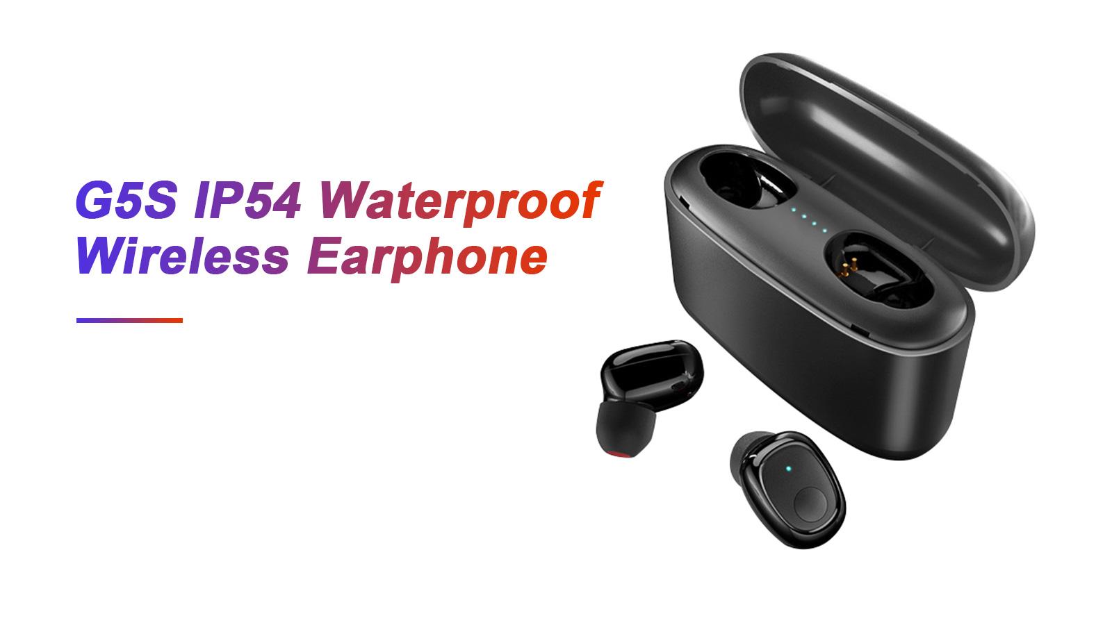 Новая беспроводная гарнитура G5S, 5,0 бинауральная мини TWS Спортивная гарнитура Amazon X8
