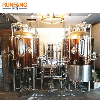1000L Craft beer brewing brewery, 5HL10HL 20HL micro brewery equipment for craft beer brewing