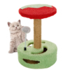 Food Cat Scratching Post