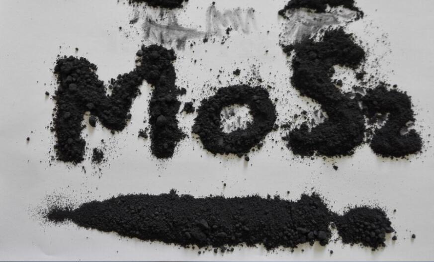 Высокочистый смазочный материал, порошок молибденового дисульфида
