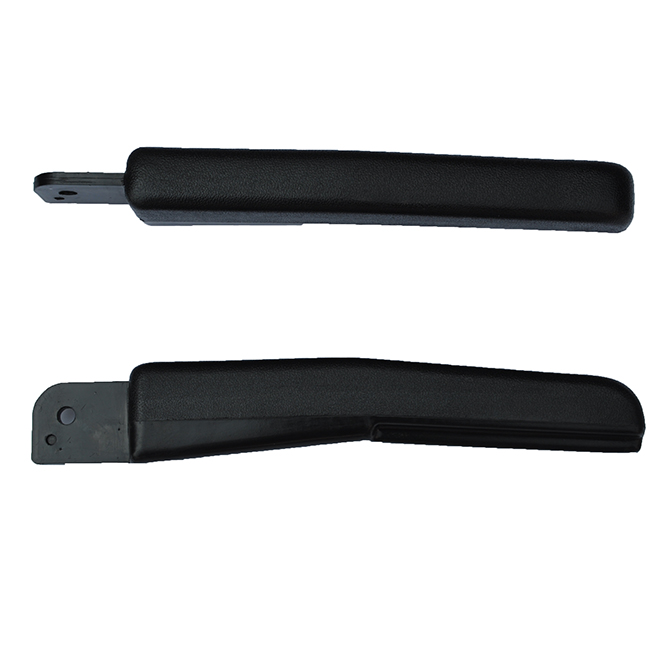 PU universal armrest for office chair,theater chair armrest