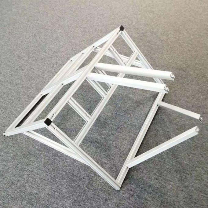 Изготовленные на заказ Каркасы для станков с ЧПУ для тонкого производства, каркас для корпуса, защитная рамка, алюминиевая рамка для профиля