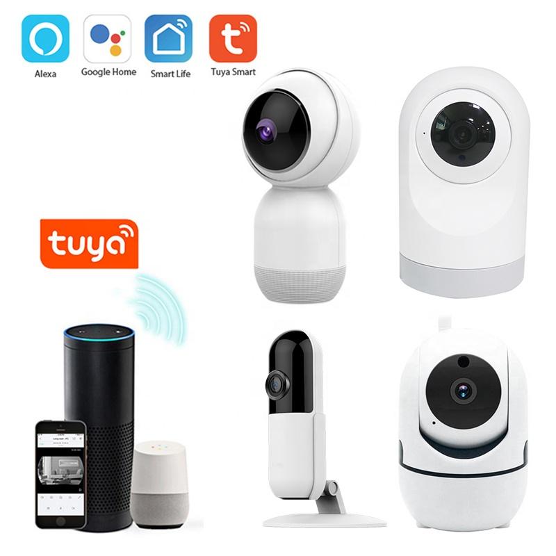 Китай 1080P Full Hd 360 градусов Ip Smart Wireless Wifi мини-камера видеонаблюдения с ночным видением