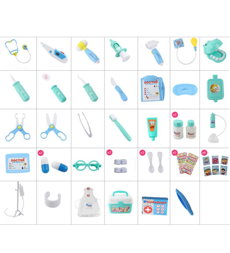 Новые поступления, игра для ролевых игр, игра для приготовления пищи, дошкольные Обучающие игрушки, наборы мебели, пластиковые докторские игрушки для детей