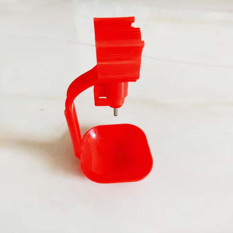 Автоматические соски-поилки для птицы, 360 градусов
