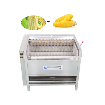 Apple/pear/mango/fruit/vegetable Cleaning/washing/processing Machine/equipment Stainless Steel Ginger Washing Machine Peeler HDF