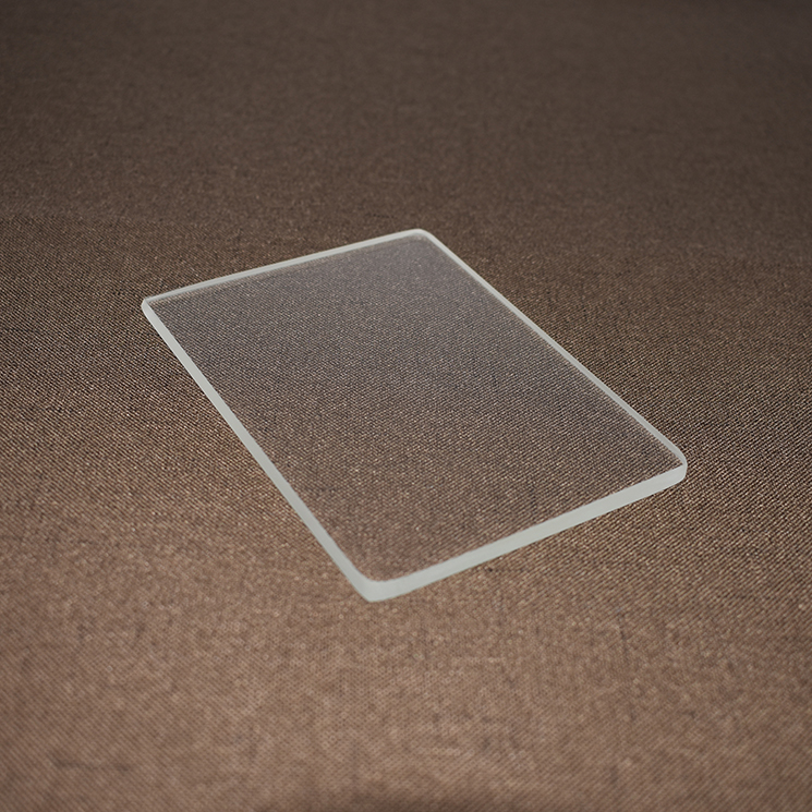 Clear Fine Polished Borosilicate glass Panel for Solar Oven