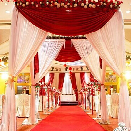 Wholesale Wedding Supplies Drape Support System Wall Drapes Buy Wedding Tent Decorations Fiber Wedding Mandap Decoration Indian Mandap Wedding Decoration Product On Alibaba Com