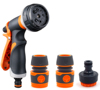"""Spray nozzle with 1/2"""" soft connector Set 2"""
