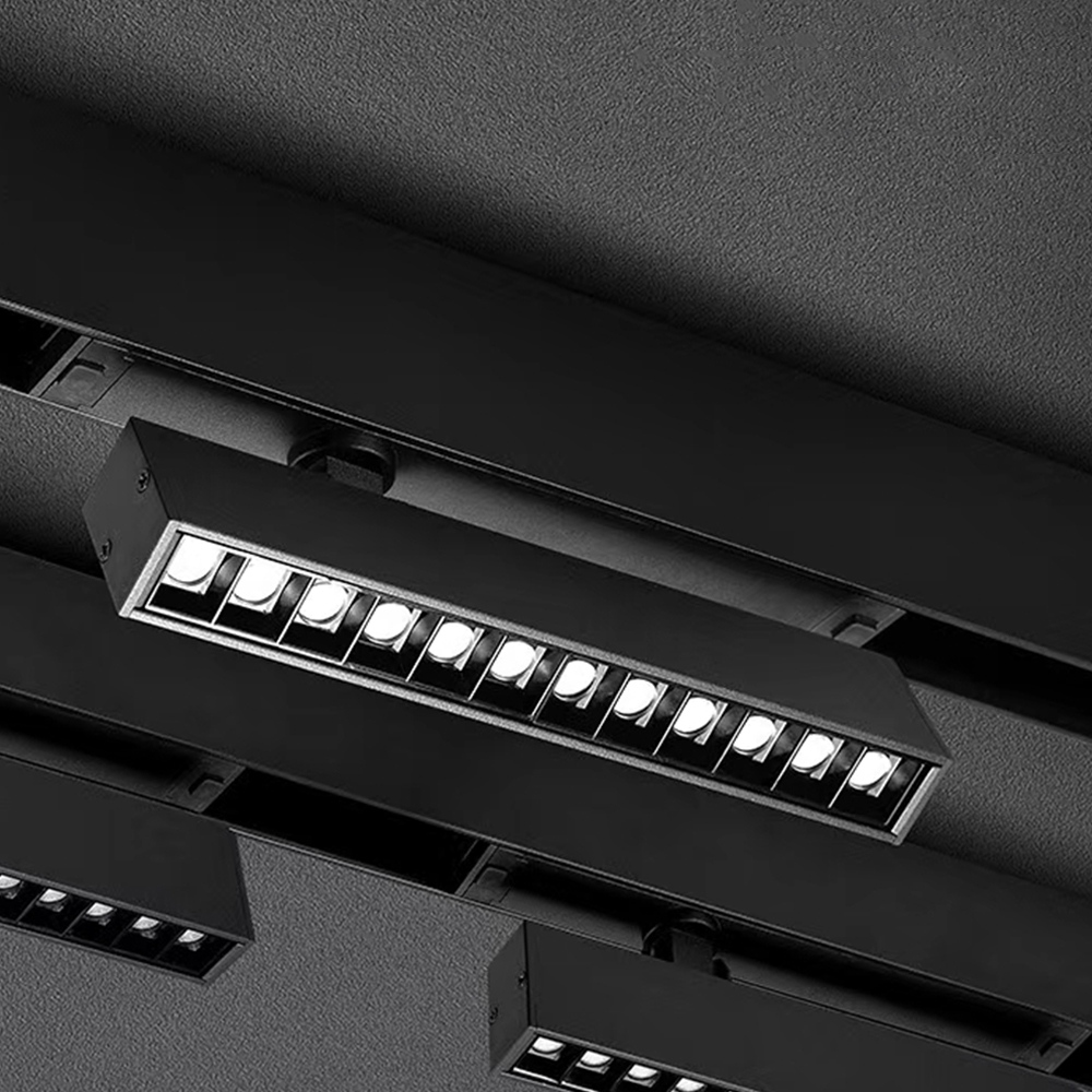 Professional Supplier Customize 360 Rotatable LED Track Light 9W Dimmable Light Rail System LED