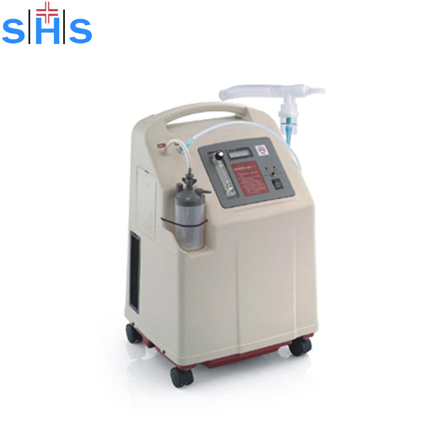icu clinical 5l oxygen-concentrator with nebulizer yuwell for homecare use - KingCare | KingCare.net