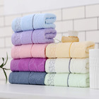 Towel Towels Factory Hot Selling Cheap 100% Cotton Rectangle 32 Shares Superdry Hotel Towel