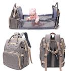 Baby Bags Bag Baby Bed Bag OEM ODM 3 In 1 Multifunction Baby Bags Diaper Bag Backpack With Foldable Baby Bed
