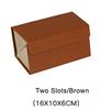 2 slots/brown