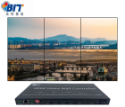 Professional Video Wall Controller 3x3 Professional Audio Video 4K 8K Video Wall Controller 1x3 3x3 2x3 TV Display