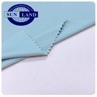 Stock 100% Micax polyester Anti-bacteria dry fit anti UV 50+ knitted interlock lining fabric for underwear