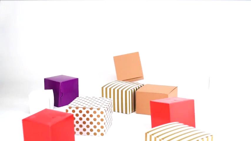 홈 컬렉션 맞춤 선물 상자 패키지 Kfaft 종이 상자 포장