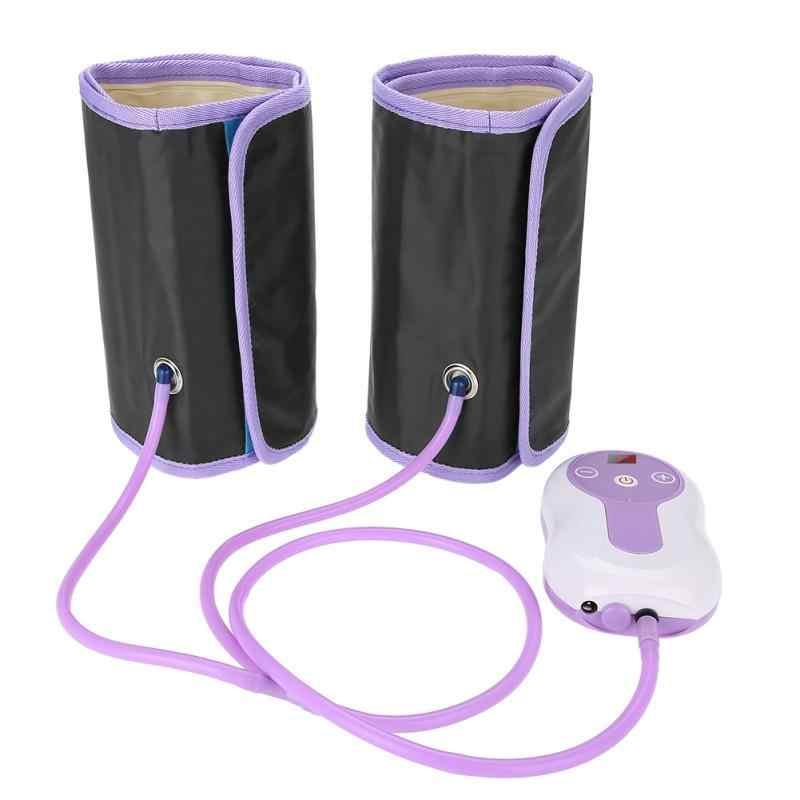 Air давление Красота Ноги и ноги средства ухода за кожей Массажер Шиацу Разминание Электрический Relax Отопление сжатия массажер