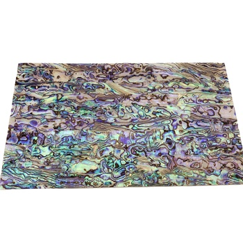 New Zealand Paua Shell Laminate, Abalone Shell Sheets For Nail Art