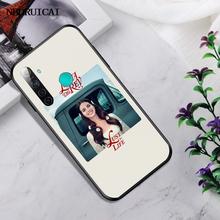 NBDRUICAI Эстетическая Лана Дель Рей красивая девушка новое поступление чехол для мобильного телефона для OPPO Realme 5 3 2 Pro F7 F9 F11 F3 Рино крышка(Китай)