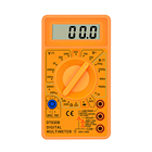 DT-830B Portable Digital Multimeter Electronic multi meters for resistance dc ac voltage tester