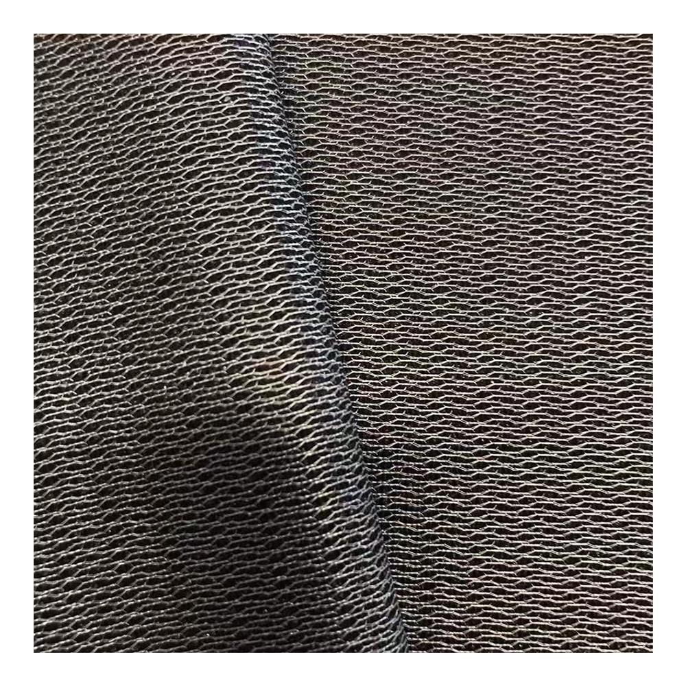 Polyester Viscose Interlining Fabric Weft Insert Interlining For Heavy Garment