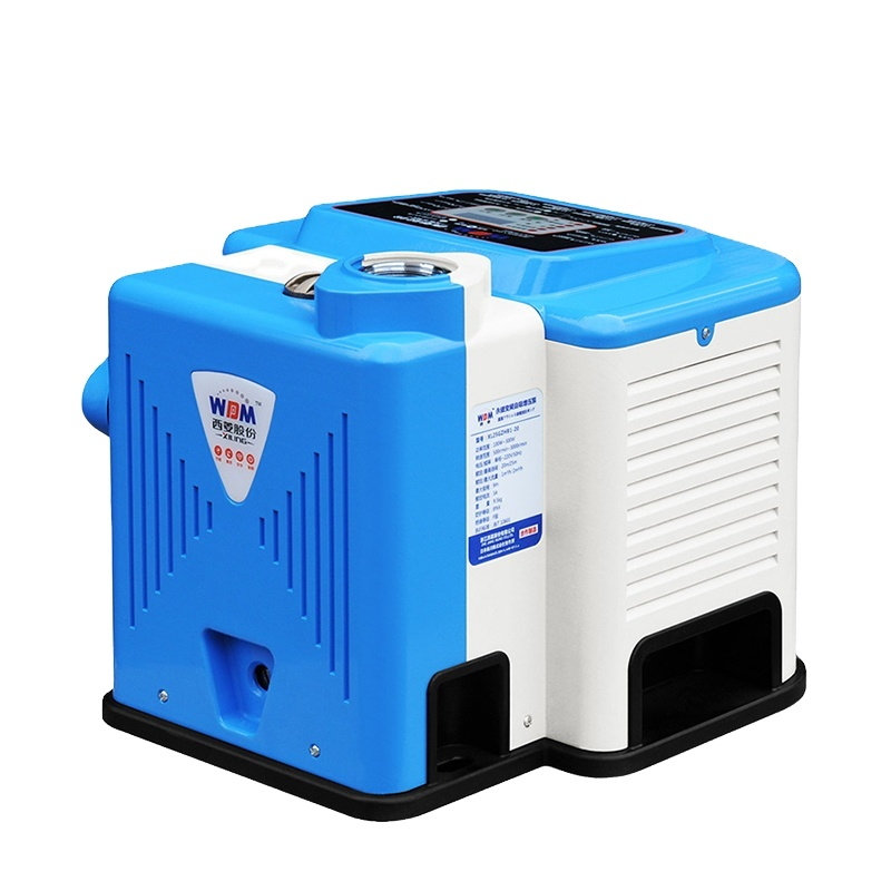 WDDM Electric Cast Iron 1inch Power Frequency Inverter Permanent Magnet Motor Intrapersonal Self-Priming Water Pump