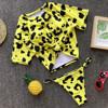 Yellow leopard