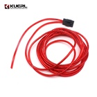 Audio Cable Professional Wholesale High Quality 5m Car Audio Cable 10GA Car Amp Wiring Kit