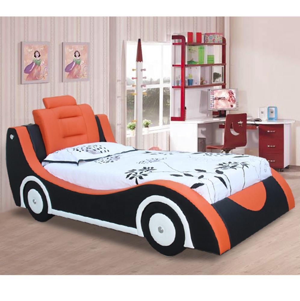 Golden Furniture Manufactory Full Size Kids Race Car Bed - Buy
