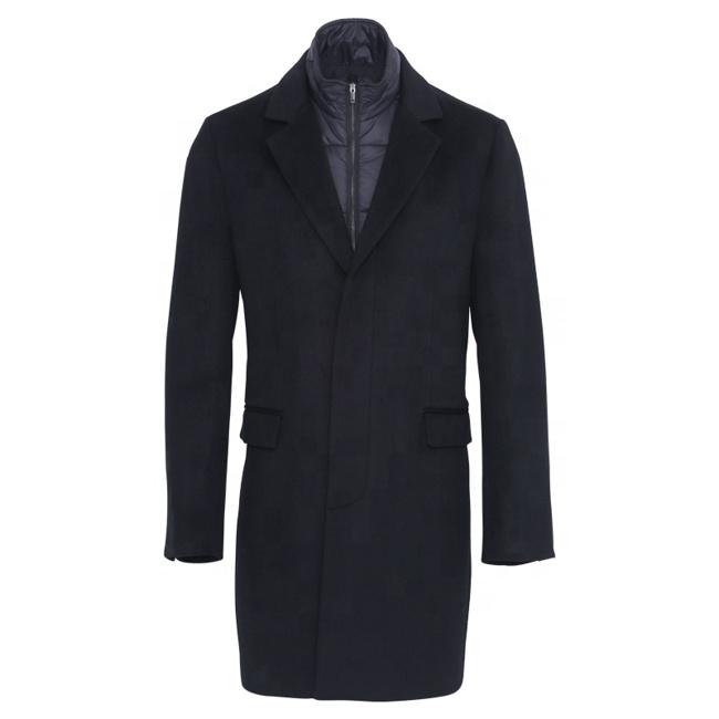 Huiquan extra special outfit мужской полушерстяной Блейзер ветронепроницаемая Мужская полушерстяная куртка для умного и повседневного ношения
