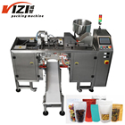 Machine Coffee Premade Pouch Packing Machine VZ-300SD Zipper Standup Bag Plastic Pouch Automatic Doypack Filling Packing Machine For Granule Dry Food Nut Coffee Bean Seed