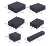 black ring box 5*5*3.5cm