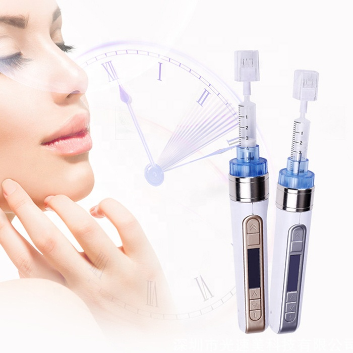 3D Smart Water Injection Pen Mesotherapy Handheld Meso Injector Gun mesotherapy hd100 mesotherapy device