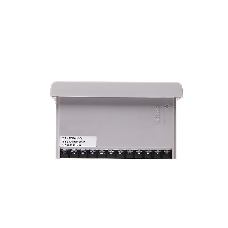 PZ194U-2D4 3 phase smart AC digital screen replace analog volt energy meter