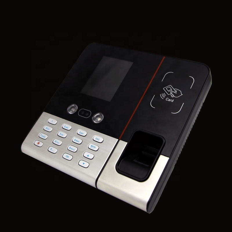 H-F630 Biometric Fingerprint Facial Time Attendance System Machine For Access Control Security System