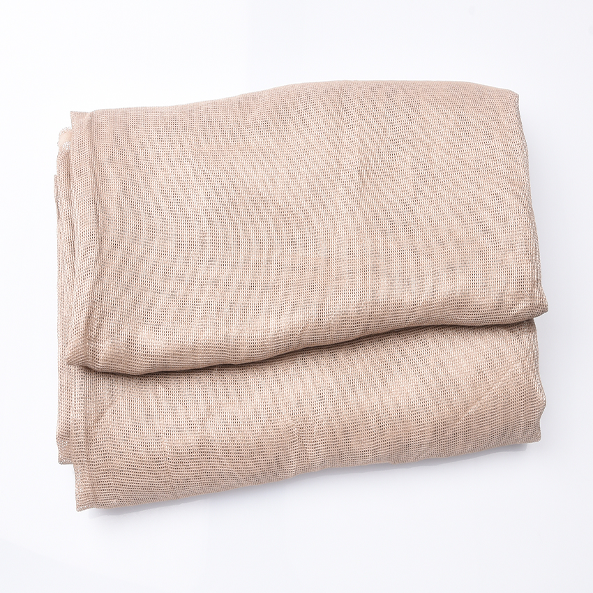 Hotel Translucent Air Permeability Sheer Fabric For Living Room