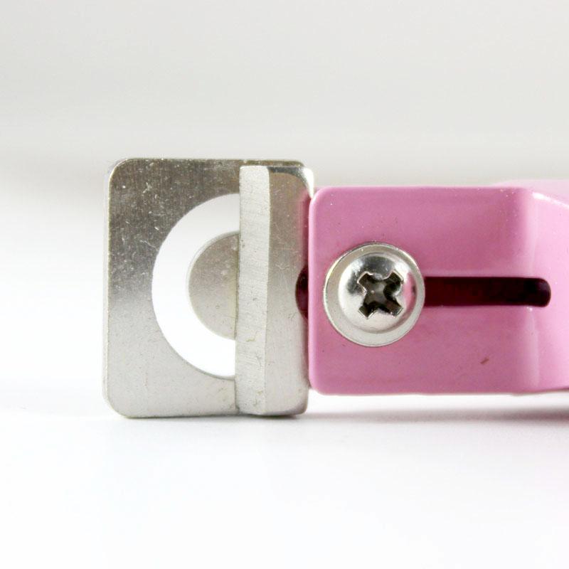 TSZS Professional Manicure/Pedicure Acrylic False Nail Art Tips Clippers Cutter Pink Nail clipper