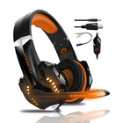 Headset Free Shipping USB Noise Reduction Microphone Fone Gamer Audfonos Head Phone Headphones So Headset For PC