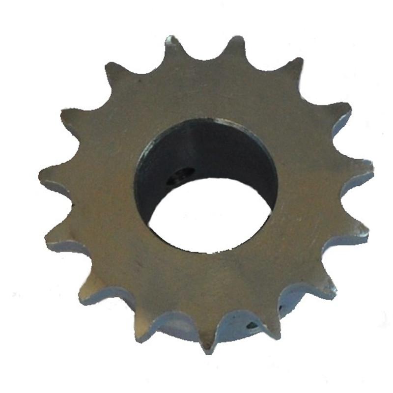 China manufacturer 45 steel sprocket custom size specification standard 40 roller chain sprocket