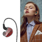 Earphone Phone QZK-AK9 In-Ear Wired Earphone With Chip Subwoofer For Mobile Phone
