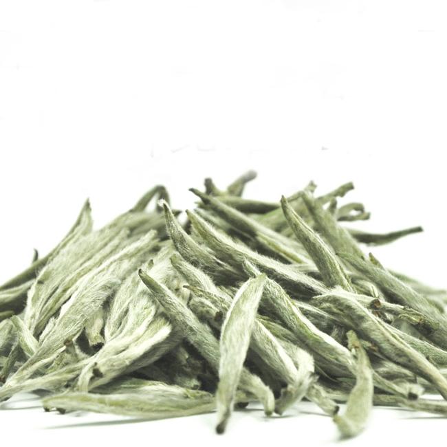 White Silver Needle Yin Zhen Jasmine Green Tea - 4uTea | 4uTea.com