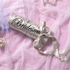 Bridesmaid dark champagne