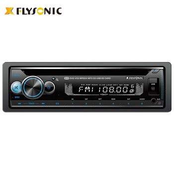 (FY7555) 1 din detachable panel multi-media car DVD player audio stereos with Bt/DVD/VCD/CD/MP4/MP3/AM/FM