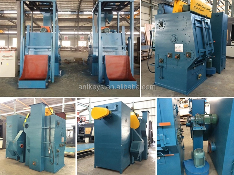 Manufacture Industrial Sand Blasting Machine For Blasting Machine