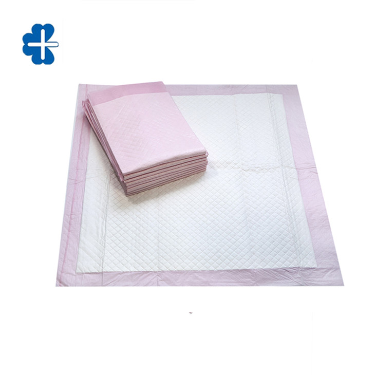 China Manufacturer High Quality disposable Hospital Bed Absorbent Sheet