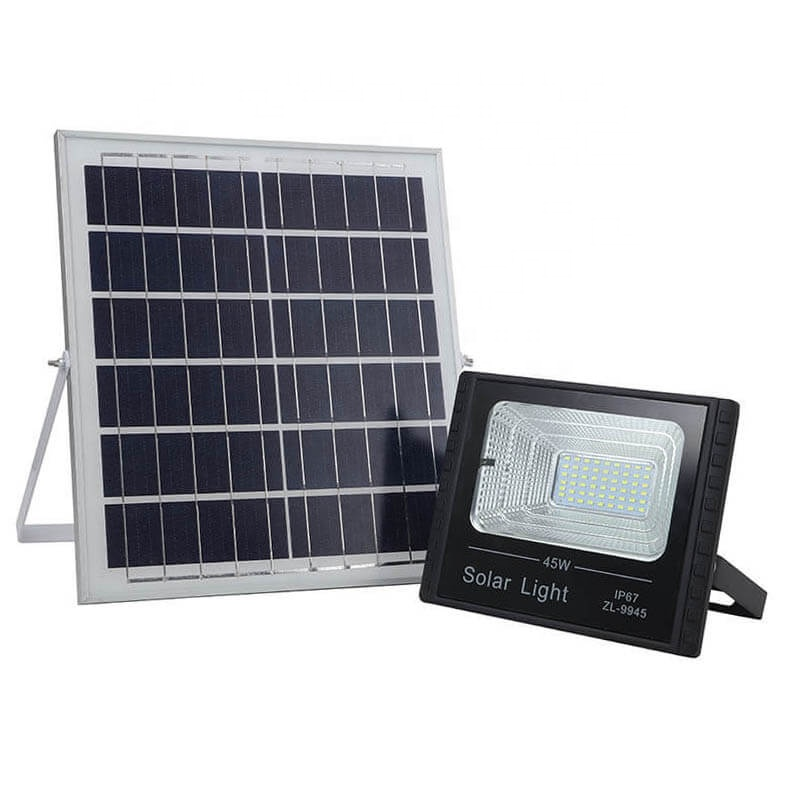 Cheapest CE ROHS Waterproof IP67 High Quality 120W Lumigard Solar Rechargeable LED Floodlight