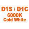D1S D1C 6000K