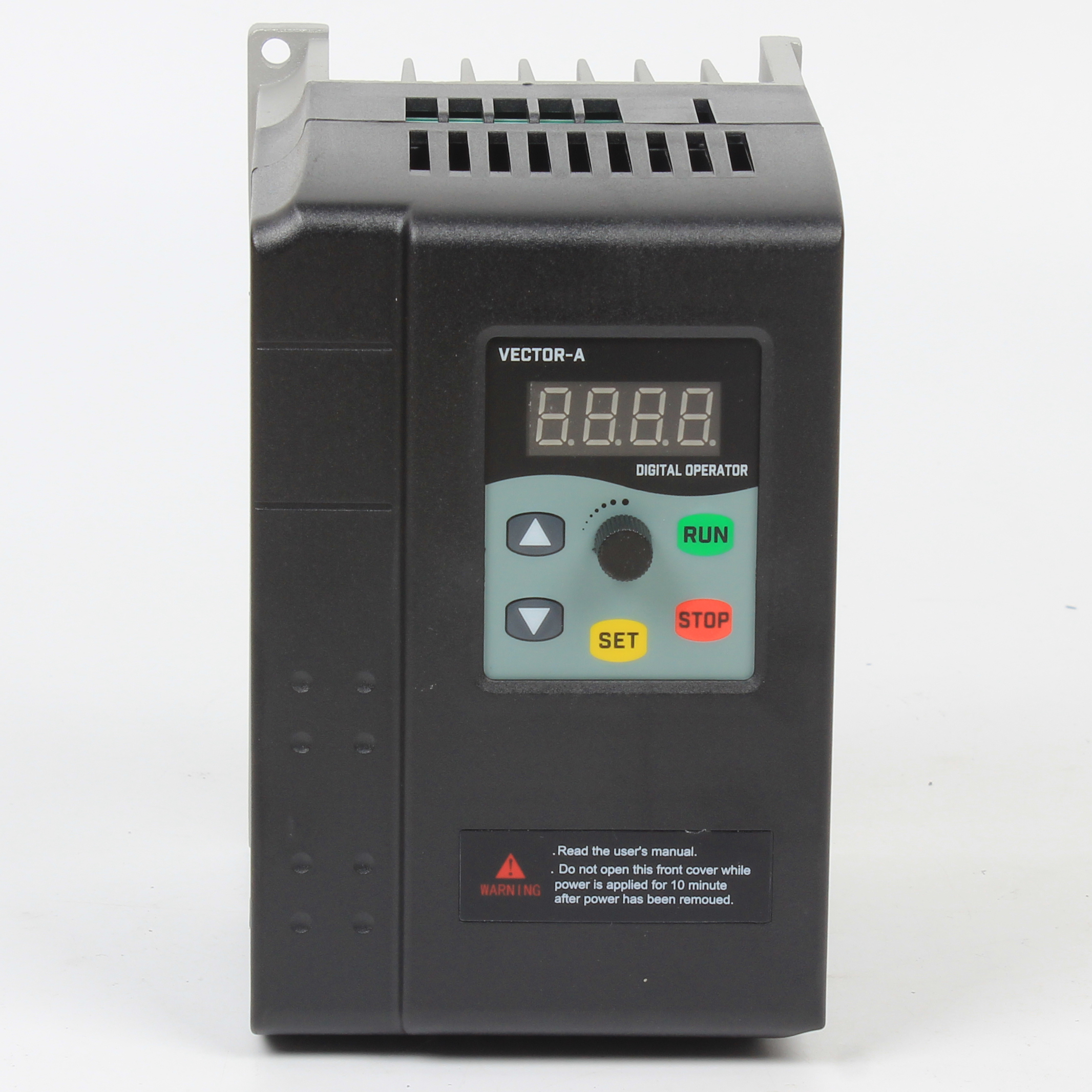 Cost-effective 220V 380V 0.4KW-3.0KW Inverter for AC asynchronous motor